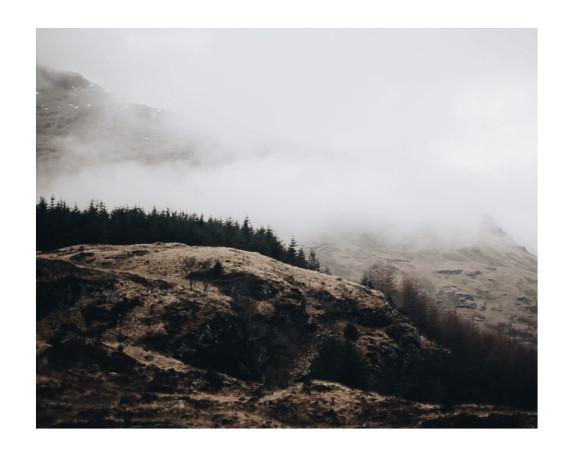 >> Exploring // Scotland <<