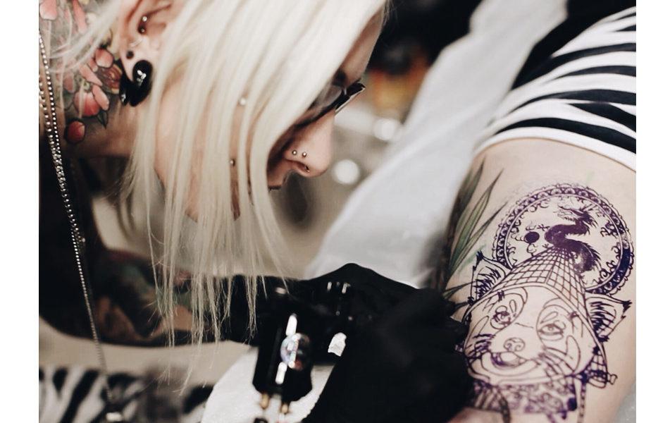 >> Brighton Tattoo Convention <<