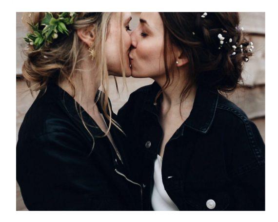 >> Lindsay + Sarah <<