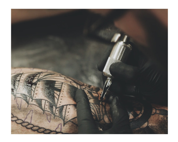 >> Frontier Tattoo // The Opening <<