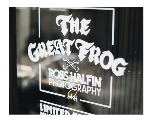 >> The Great Frog // LDN <<